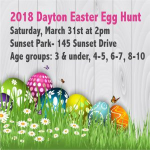 Dayton Easter Egg Hunt @ Sunset Park | Dayton | Virginia | United States