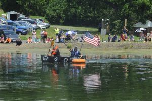 Cardboard Boat Races @ Silver Lake, Dayton | Dayton | Virginia | United States