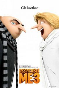 Movie: Despicable Me 3 (PG) @ College Street Pavilion | Dayton | Virginia | United States