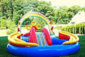 Mini Waterpark @ College Street Pavilion | Dayton | Virginia | United States