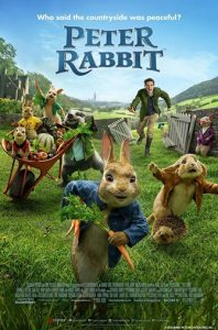 Movie: Peter Rabbit (PG) - CANCELED DUE TO THREAT OF RAIN @ Dove Park (College Street Pavilion) | Dayton | Virginia | United States