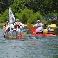 Cardboard Boat Races @ Silver Lake | Dayton | Virginia | United States