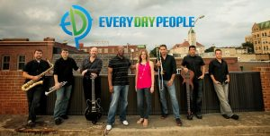 Concert: Everyday People @ Dove Park (College Street Pavilion) | Dayton | Virginia | United States