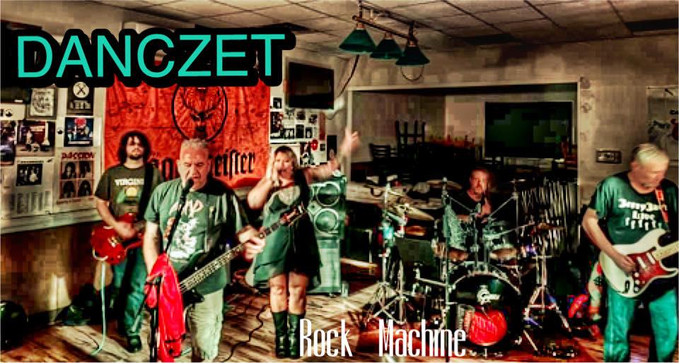 Concert: Danczet @ Dove Park (College Street Pavilion) | Dayton | Virginia | United States