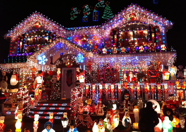 Holiday Decorating Contest & Tour of Lights @ Dayton, Virginia