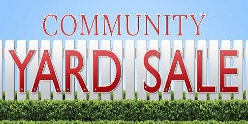 Community Yard Sale - Postponed @ Dayton | Virginia | United States
