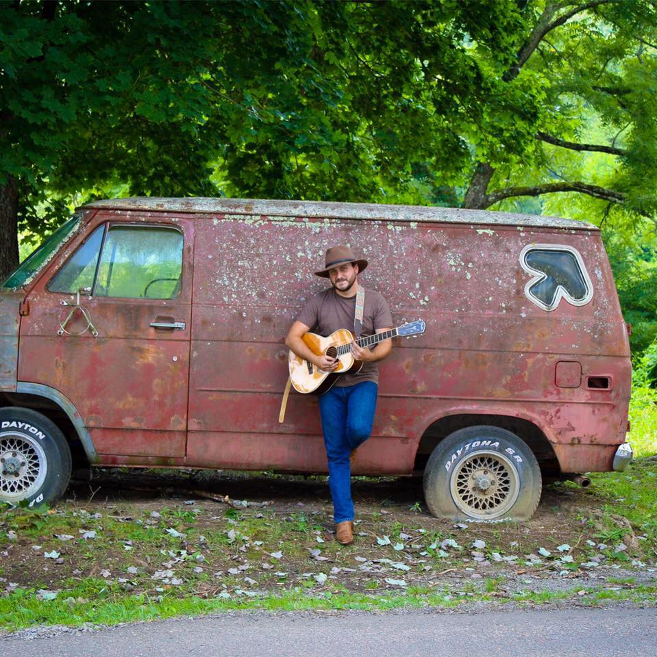 Concert: Josh Davidson @ Dove Park | Dayton | Virginia | United States