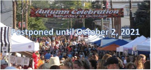 41st Annual Dayton Days / Autumn Celebration: POSTPONED UNTIL 2021 @ Town of Dayton | Dayton | Virginia | United States